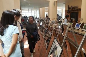 Triển lãm ảnh nghệ thuật miền Đông Nam bộ