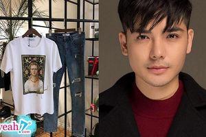 Nhãn hàng thời trang vướng lùm xùm Trương Thế Vinh bị tố vi phạm bản quyền của thương hiệu Ý