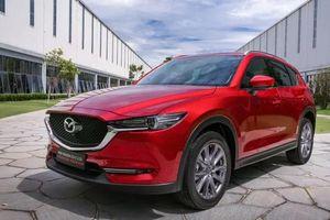 Mazda CX-5 2019 giá cao nhất hơn 1 tỷ đồng