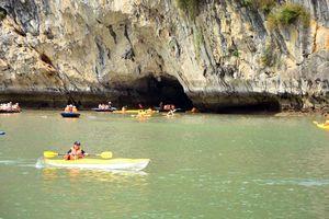 Phát triển thể thao dưới nước gắn với du lịch