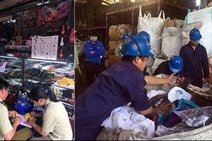 Nhận diện hàng nước ngoài giả xuất xứ Việt