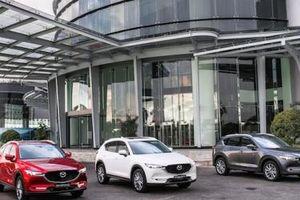 Mazda CX-5 có 4 phiên bản, giá khởi điểm từ 899 triệu đồng