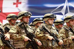NATO tập trận quy mô lớn ở Gruzia