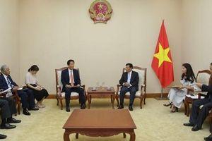 Tăng cường giao lưu, hợp tác Văn hóa, Thể thao và Du lịch giữa Việt Nam - Nhật Bản