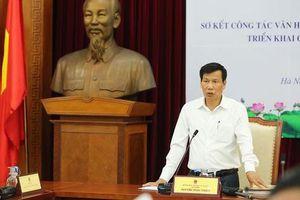 Bộ trưởng Nguyễn Ngọc Thiện: 'Ngành Thể thao cần dốc toàn lực cho SEA Games 30'