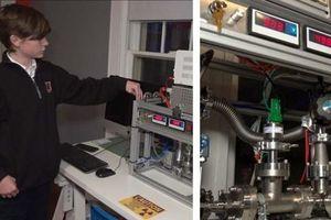Cậu bé 12 tuổi chế tạo thành công lò phản ứng hạt nhân ngay tại nhà