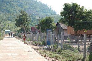 Xây dựng làng nông thôn mới ở Gia Lai