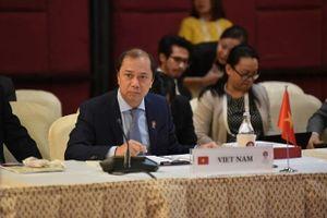 Cuộc họp các Quan chức cao cấp ASEAN trù bị cho Hội nghị AMM 52