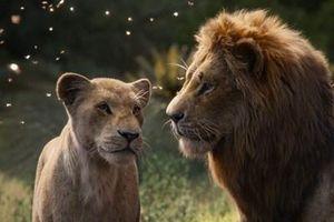 'Vua Sư tử' tiếp tục chiếm giữ ngôi vương phòng vé Bắc Mỹ cuối tuần qua
