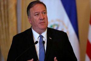 Iran thẳng tay 'dội gáo nước lạnh' vào Ngoại trưởng Mỹ