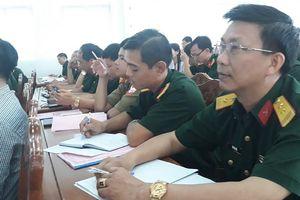 Giảng dạy môn Giáo dục quốc phòng an ninh trong tình hình mới