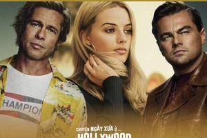 Bộ đôi Brad Pitt - Leonardo DiCaprio gặt hái thành công trong phim mới