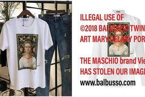 Sau phốt với Trương Thế Vinh, thương hiệu Maschio đứng trước nguy cơ bị kiện theo luật quốc tế vì ăn cắp bản quyền