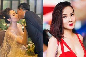 Dương Yến Ngọc lại bị chê 'vô duyên mất phần thiên hạ' khi bàn luận nhạy cảm về đám cưới Cường Đô La - Đàm Thu Trang