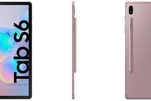 Ra mắt cùng đợt với Note 10, Galaxy Tab S6 liệu có 'đánh bật' được iPad?