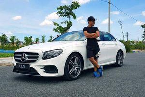 Youtuber N.T.N mạnh tay xuống tiền mua Mercedes-Benz bản giới hạn