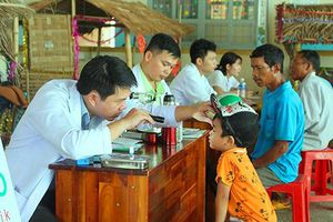 Đắk Lắk: Thanh niên tình nguyện gắn bó với buôn làng