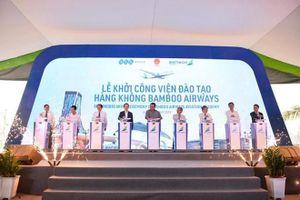 Work starts on Bamboo Airways aviation training centre