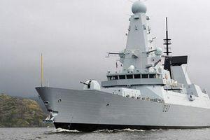 Căng thẳng với Iran, Anh triển khai tàu chiến thứ 2 tới Vùng Vịnh