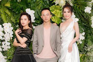 'Nhã' Quỳnh Nga diện váy gợi cảm hội ngộ dàn sao 'Về nhà đi con'