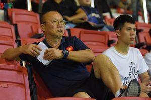 Vòng loại World Cup 2022: V-League đưa tin vui tới thầy Park