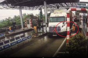 Hàng loạt xe đâm barie vượt Trạm thu phí BOT Tiên Cựu: UBND TP Hải Phòng chỉ đạo 'nóng'