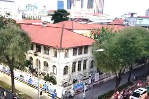 TP Hồ Chí Minh: Hài hòa di sản kiến trúc trước xu hướng phát triển 'nóng'