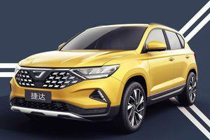 SUV mang 'linh hồn' Đức có giá chỉ 13.000 USD tại Trung Quốc