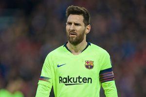 Cựu cầu thủ Barcelona kể khổ khi phải tập cùng Messi