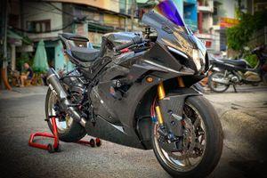 Suzuki GSX-R1000 độ dàn áo carbon tốn nửa tỷ đồng của biker Sài Gòn