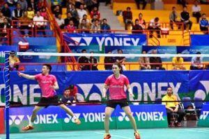 Hơn 100 tay vợt xuất sắc tham dự Giải vô địch cầu lông cá nhân toàn quốc