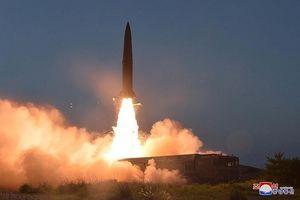 Nhật Bản: Triều Tiên đã phóng tên lửa đạn đạo tầm ngắn