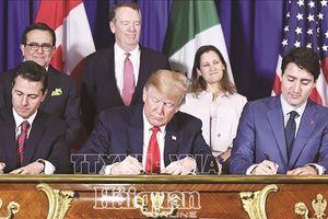 Giới chuyên gia nhận định Canada và Mexico thiệt thòi với USMCA