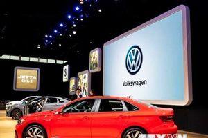 Volkswagen đứng đầu thế giới về doanh số bán ôtô trong nửa đầu năm