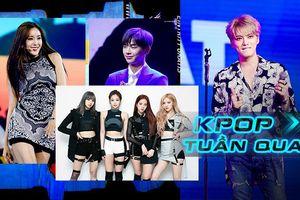 Kpop tuần qua: Jae Joong và Hyomin rạng rỡ tại Việt Nam, Kang Daniel chính thức debut solo, BlackPink 'gom' loạt thành tích mới cùng những sự kiện đáng chú ý