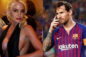Không chỉ đá bóng hay, Messi còn rất giỏi lái … 'máy bay bà già'