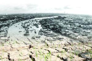 ĐBSCL trước áp lực an ninh nguồn nước: Nguồn nước ngày càng suy kiệt