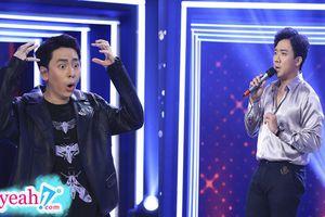 Trấn Thành liên tục nổi da gà, Osad phấn khích khi nghe Phan Duy Anh hát hit 'Vô cùng'