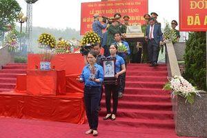 Hà Tĩnh: Xây 300 ngôi mộ chờ tại Nghĩa trang Liệt sĩ quốc gia Nầm