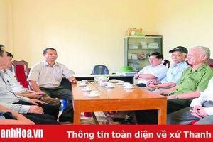 Tiếp tục thực hiện tốt Quy chế đối thoại giữa người đứng đầu cấp ủy, chính quyền với nhân dân