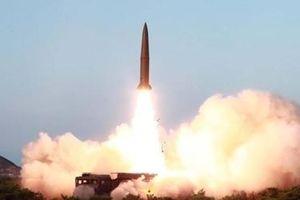 Nhật Bản nói gì về vụ phóng tên lửa của Triều Tiên?