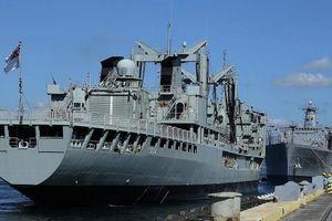 Australia thiếu nhân lực trầm trọng cho kế hoạch đóng tàu chiến mới