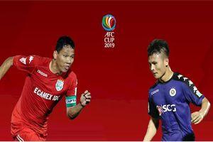 Trận đấu lịch sử, hai đội bóng Việt lần đầu chạm mặt ở chung kết AFC Cup 2019