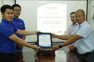 Nhất Tiến Chung ký kết hợp tác với NAKIVO phân phối nền tảng backup máy ảo