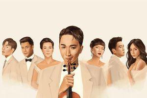 Thu Phương, Hà Trần… 'trò chuyện' với violin cùng Hoàng Rob