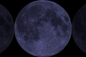 Hiện tượng 'Mặt trăng đen' sẽ diễn ra trong tối nay