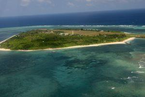 Philippines phản đối tàu Trung Quốc vây đảo Thị Tứ