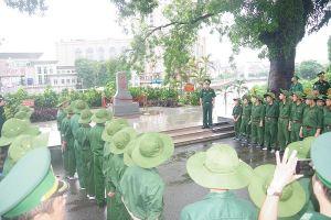 Quảng Ninh: 100% 'học viên' hoàn thành học kì quân đội 2019