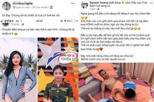 Lấy ảnh hotgirl đăng kèm clip sex để câu like, trục lợi trên Facebook