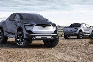 Xe bán tải của Tesla sắp lộ diện, giá bán 'chấp nhận được'